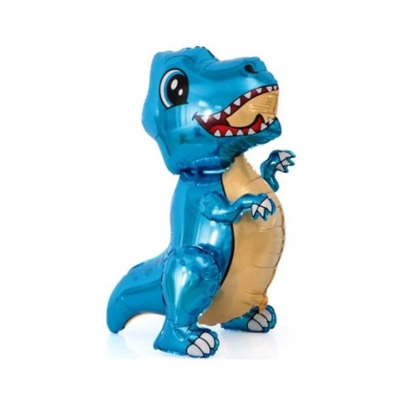 Динозавр (Синий)