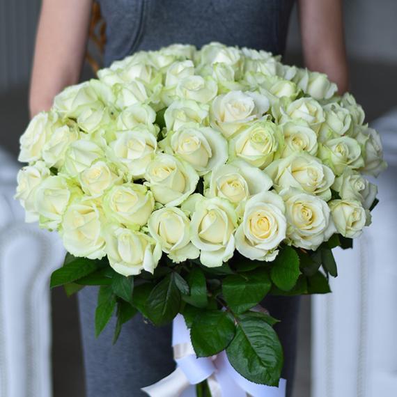 101 роза Аваланж (Крым)